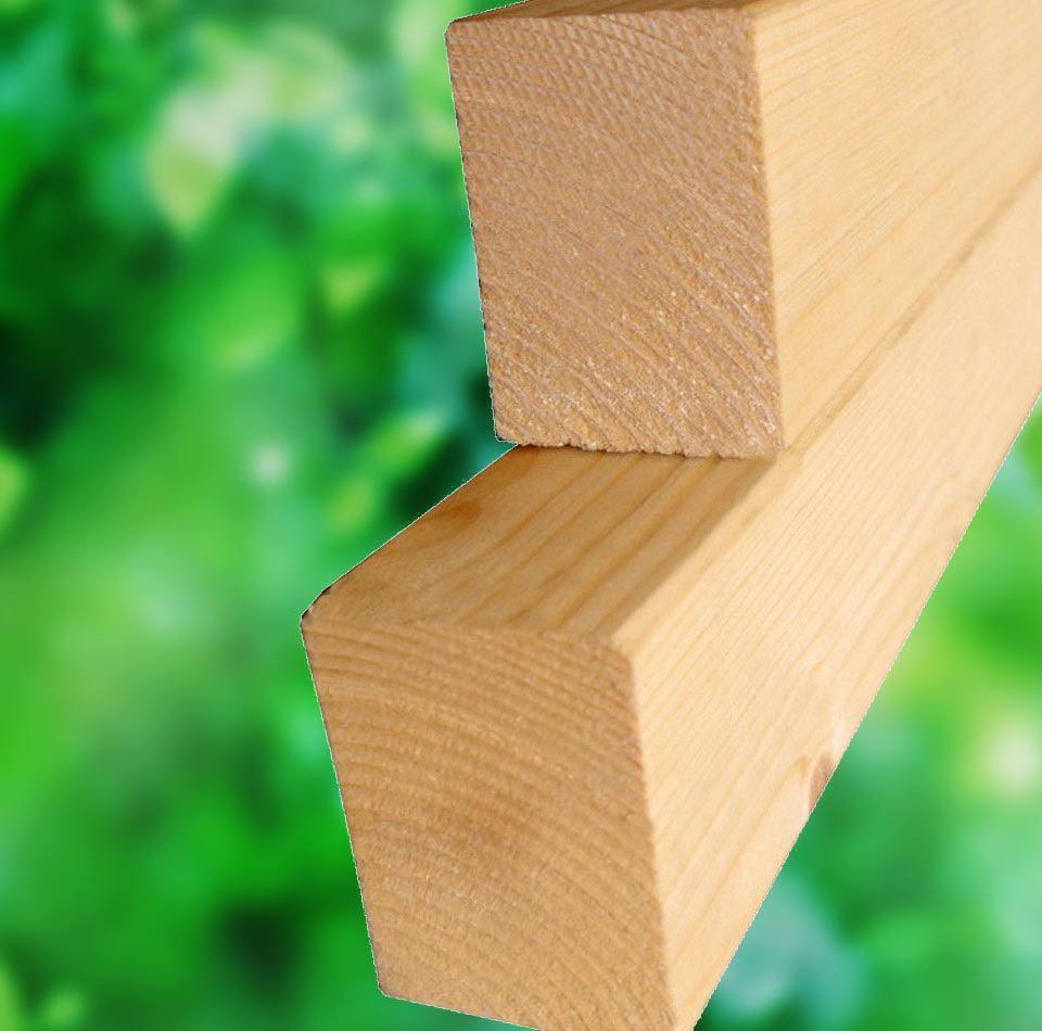 Drewno budowlane szorstkie
