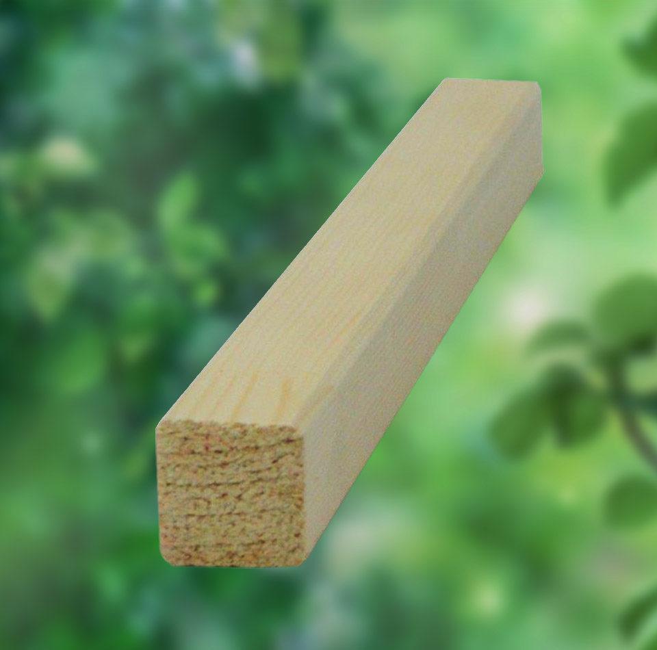 Drewno budowlane strugane