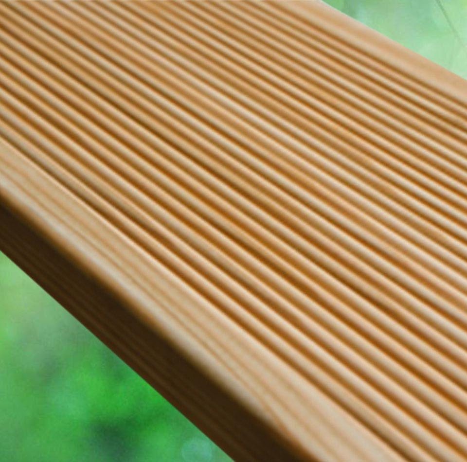 Drewno profilowe strugane